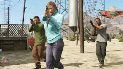 GTA Photos Grand Theft Auto Online Wallpapers RockStar Games Pictures 01