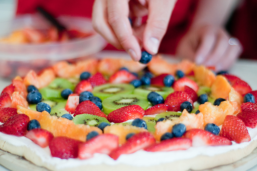 Fruit Pizza | Bits of Everything