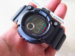 CASIO G-SHOCK FROGMAN GW-200Z FINAL FROGMAN - TOUGH SOLAR - PART B