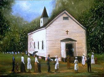Dios tiene una Iglesia en esta tierra...