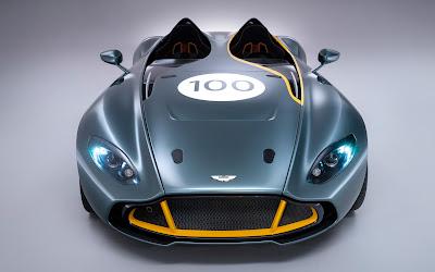 2013 Aston Martin CC100 Speedster concept front view