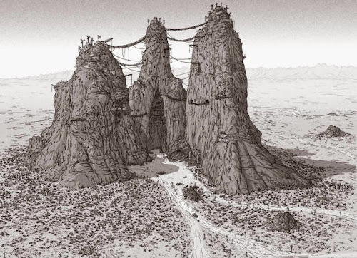 Mad Max: Fúria da estrada é um espetáculo visual incrível