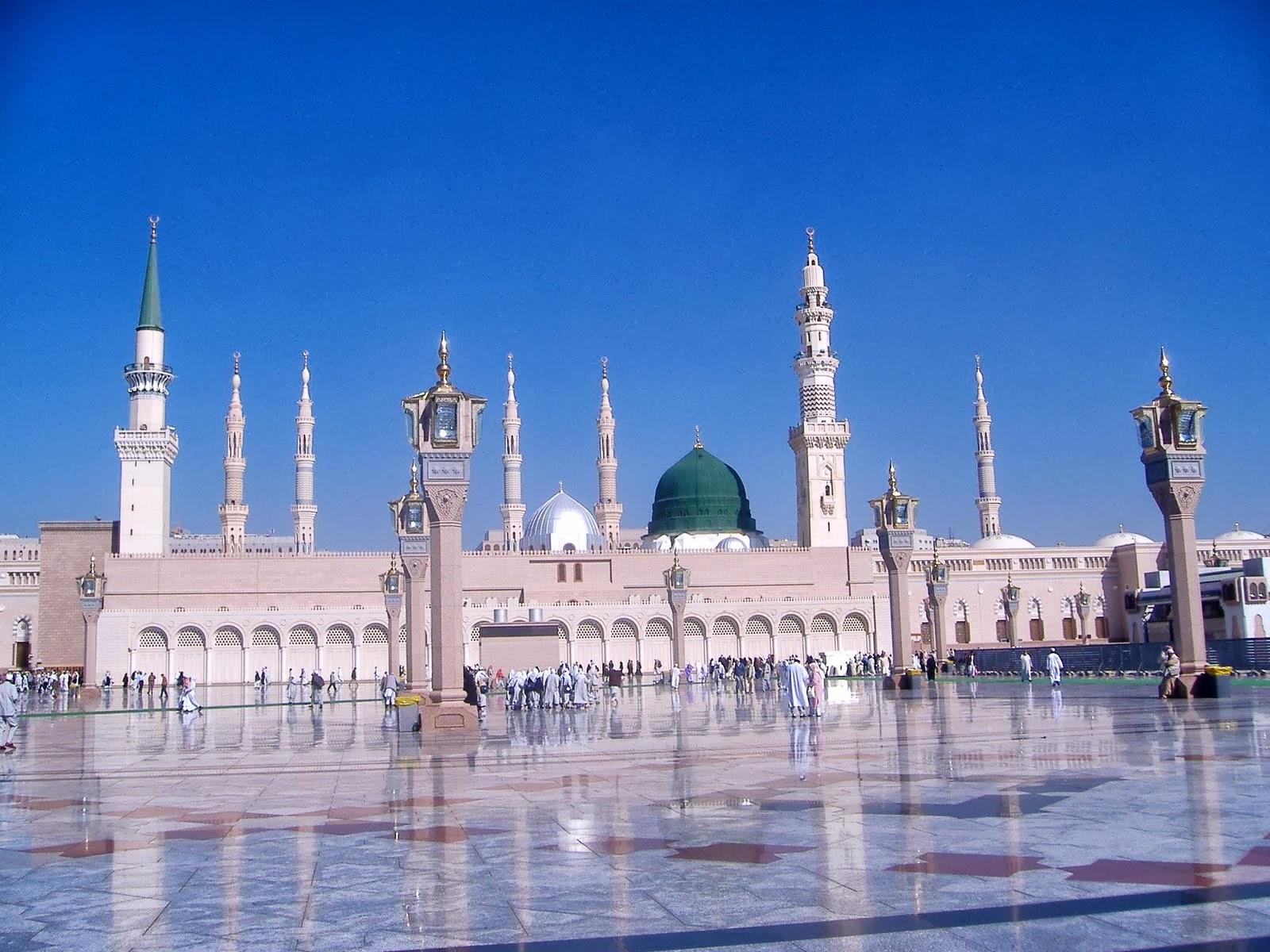 91  Gambar Masjid Madinah Terbaru Paling Bagus