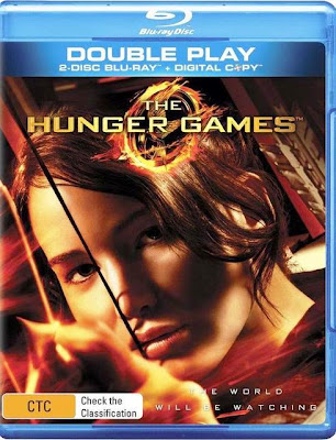 The Hunger Games 2012 BRRip 480p Dual Audio 400MB