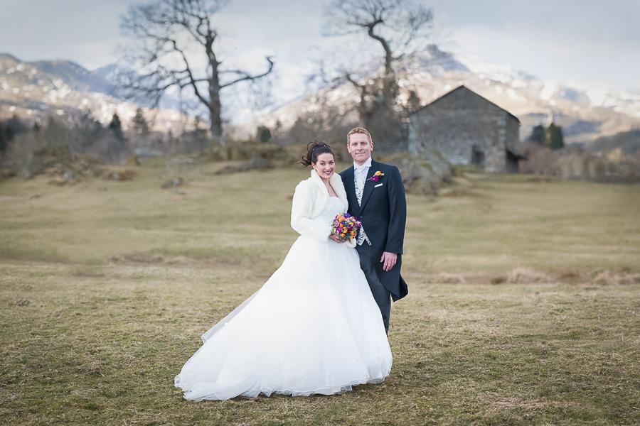 Wedding Waterhead Ambleside Windermere