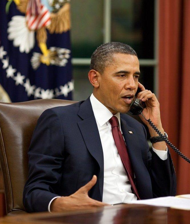 President Obama: PRESIDENT BARACK OBAMA
