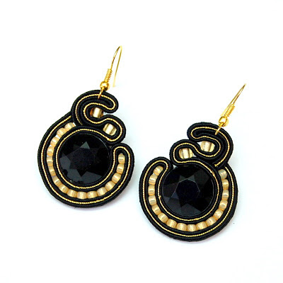 sutasz kolczyki soutache earrings 18