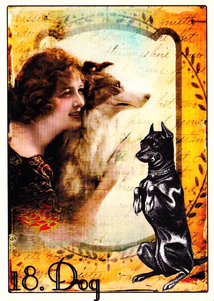 dog lenormand dog – Free Tarot Tutorials