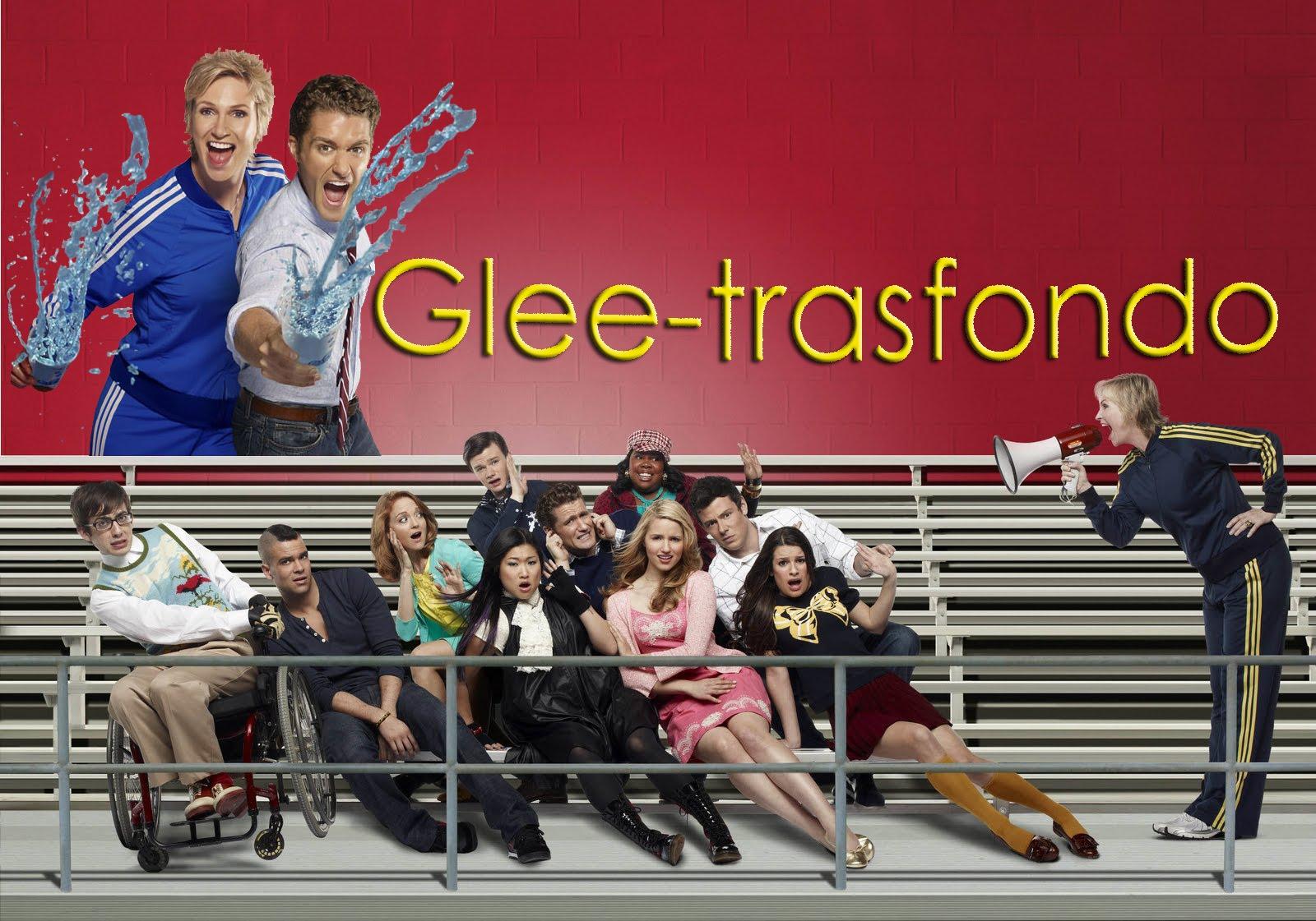 Glee-Trasfondo