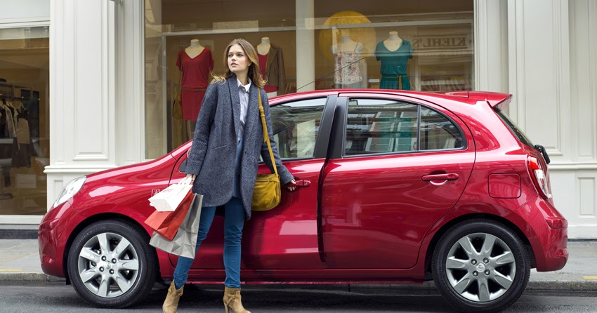 Nissan Micra Elle The Ultimate Partner For The Woman About Town