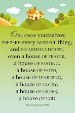 """Prepare every needful thing"""