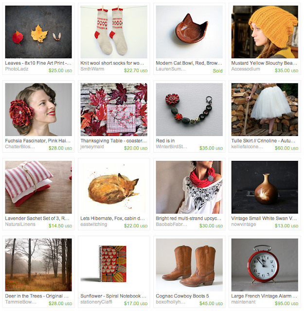 Hot & Toasty Gift Guide on Etsy #cold #weather #gifts #winter #fall