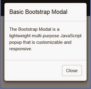 Bootstrap JS Modal plugin in XPages: Introduction   XPages and more