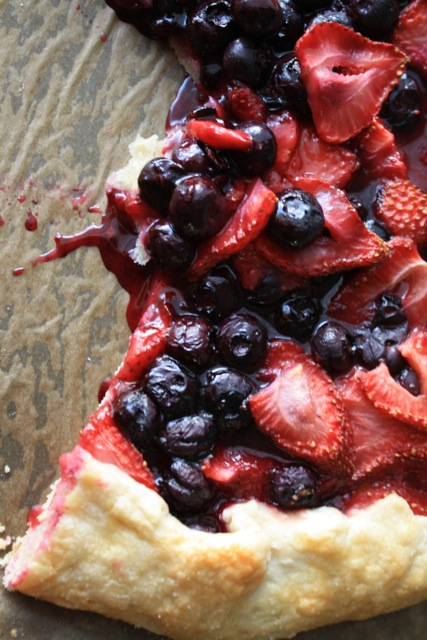 The Traveling Spoon: Mixed Berry Galette: A Pie By Any ...