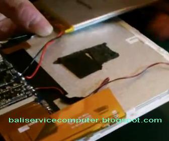 Bali Service Computer Masalah Baterai Tablet