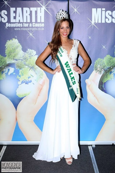 Miss Earth Wales 2014