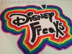 The Disney Freak's Blog