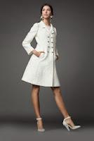 Бяло палто Dolce & Gabbana