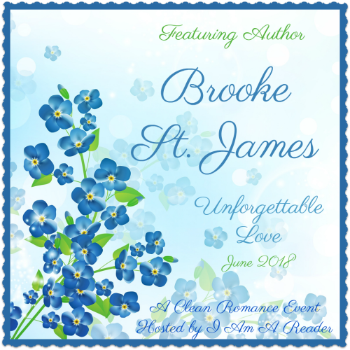Brooke St James $25 Giveaway