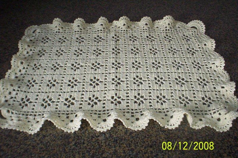 Qual O Correto Artesanato Ou Artesanato ~ Ponto X croche, pintura,bordado e artesanato em geral Centro de mesa em croche