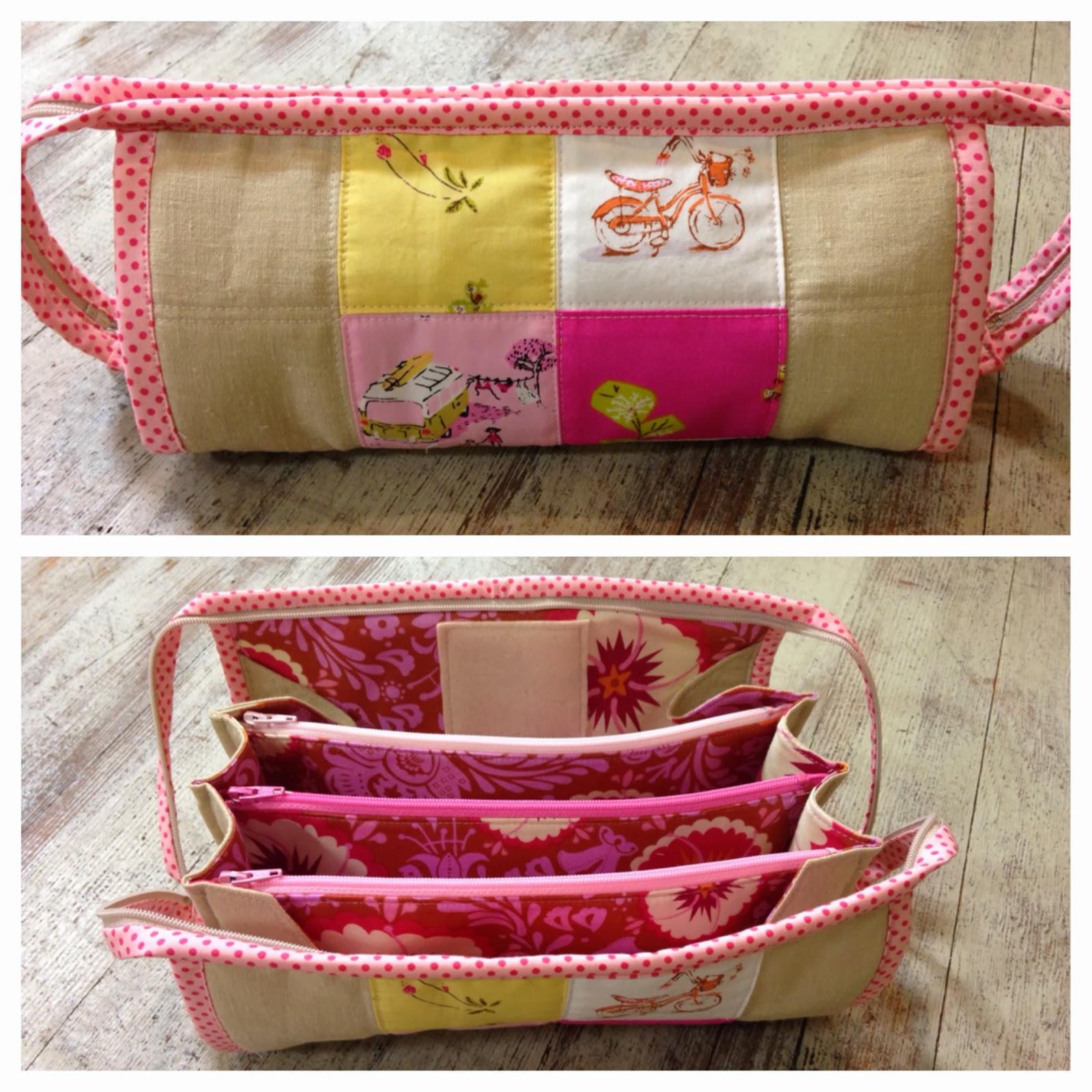 THE QUILT BARN: Sew-A-Long! : quilt bag patterns - Adamdwight.com