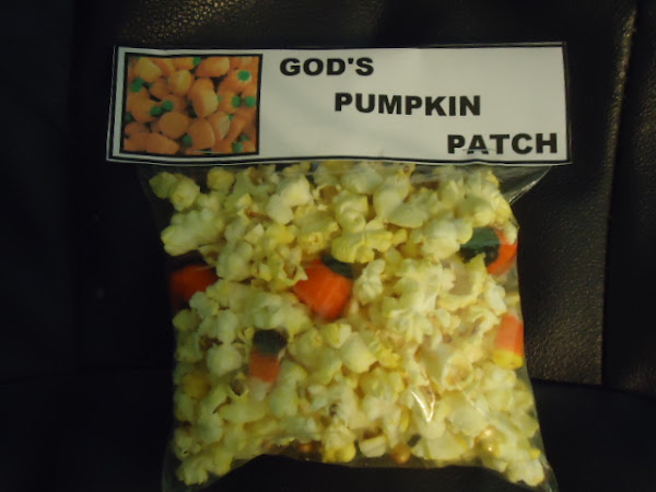 Gods Pumpkin Patch