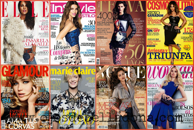 Portadas revistas noviembre 2013