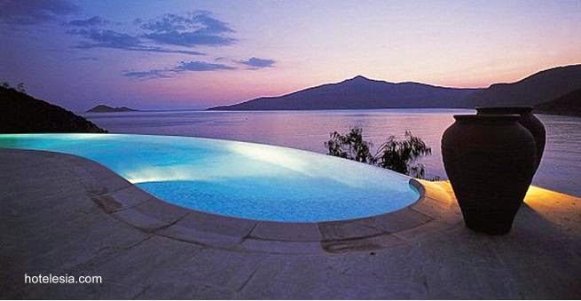 Arquitectura de casas distintos tipos de piscinas for Piscinas ecologicas pequenas