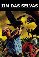 "JIM DAS SELVAS - ""A Tribo Perdida"" - 1949"