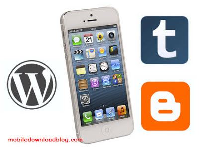 iPhone Apps for Bloggers