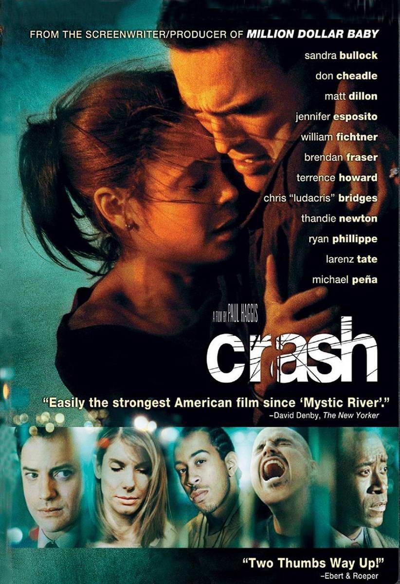 essay about crash the movie