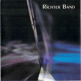 RICHTER BAND-S/T, CD, 1991, CZECHOSLOVAKIA
