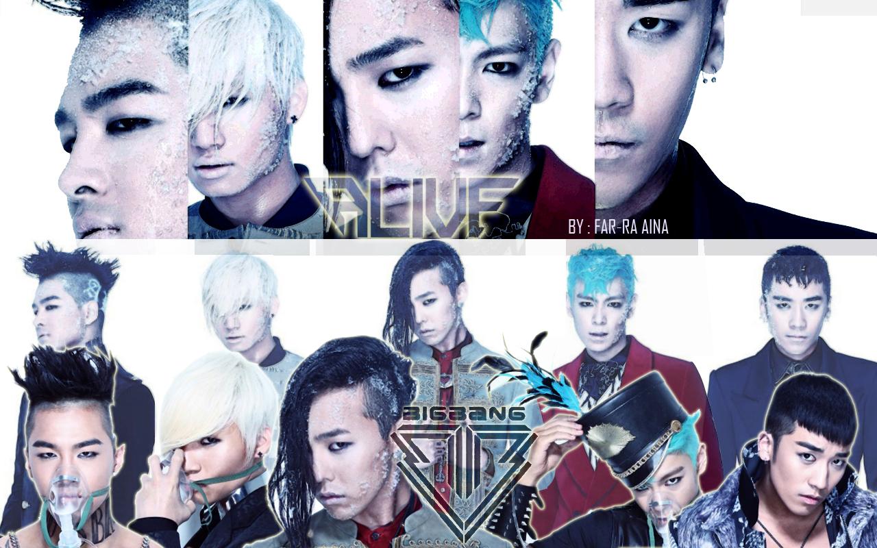 kpop lover big bang alive wallpaper