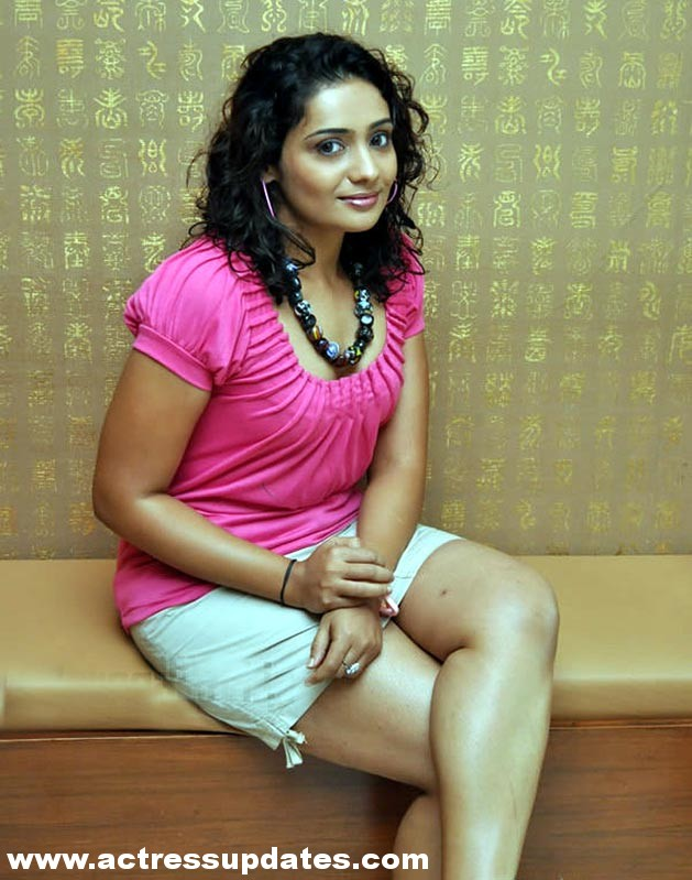 Strictly thighs and butt | Hot Indian Actress