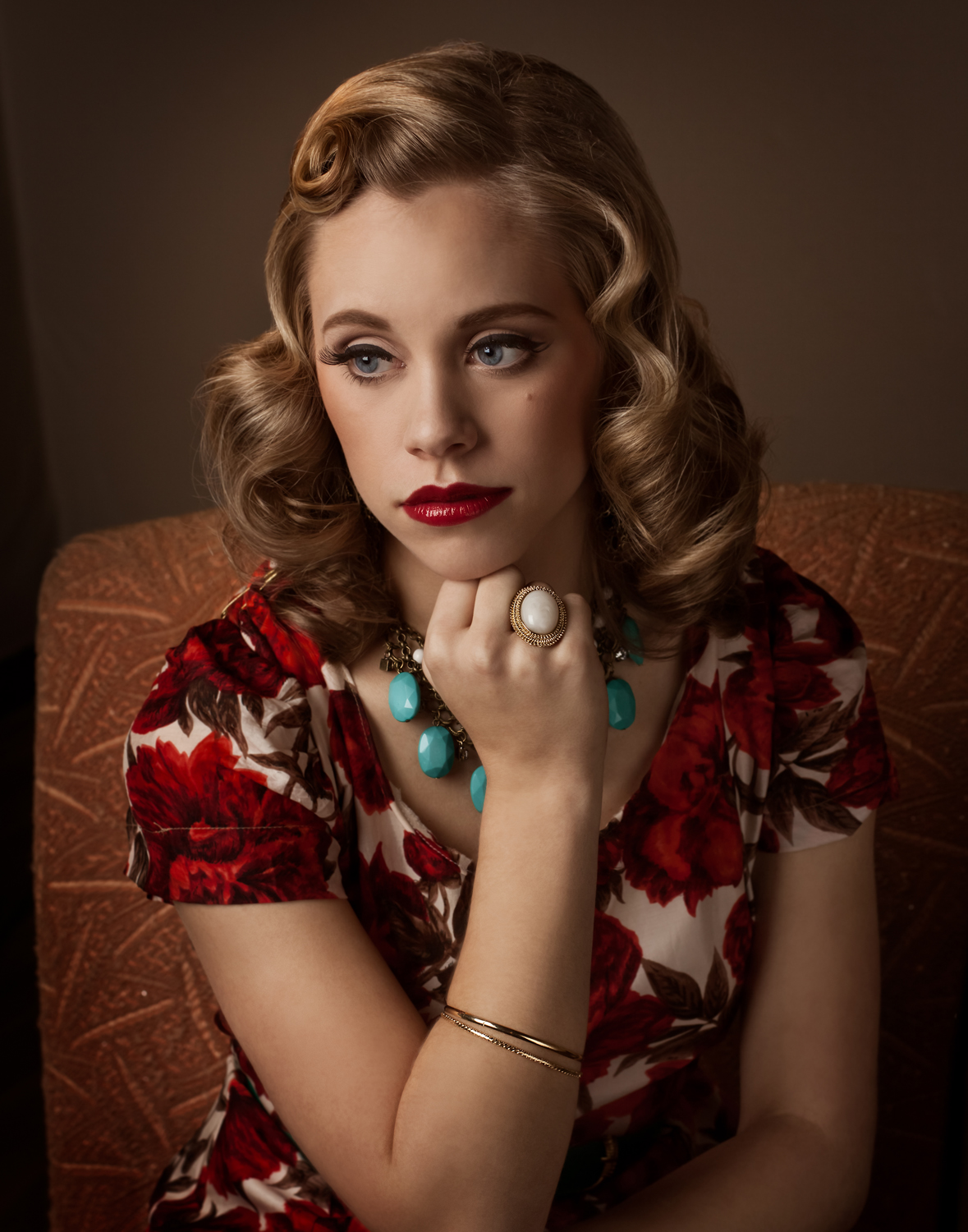 Hair and make up by steph 1960 39 s housewife for Classic 50s housewife