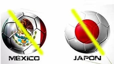 COPA CONFEDERACIONES 2013 JAPÓN vs. MÉXICO