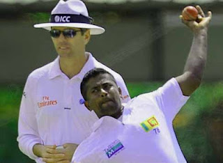 Herath becomes highest-ranked spinner in the world