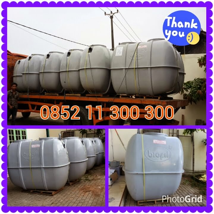 septic tank biotank