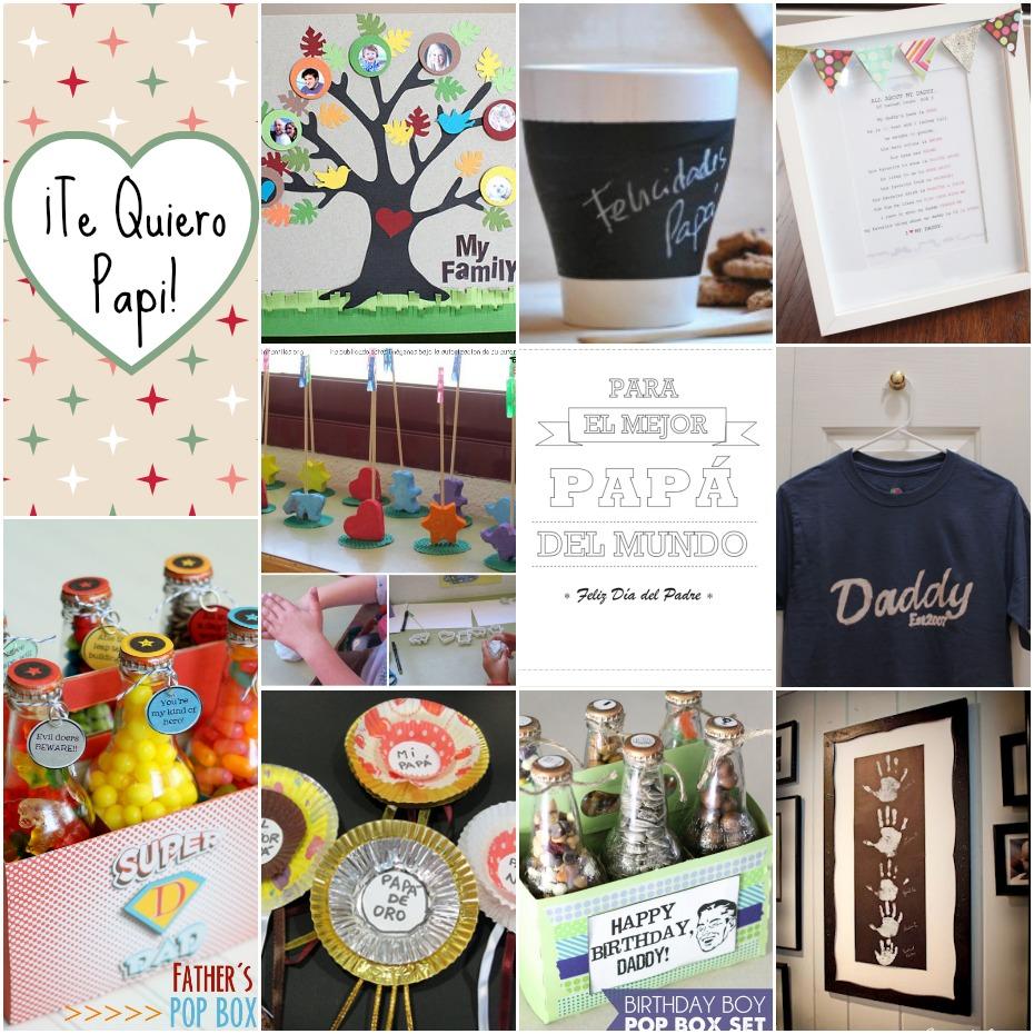 Una pizca de hogar 9 diy para el d a del padre - Ideas regalos para padres ...