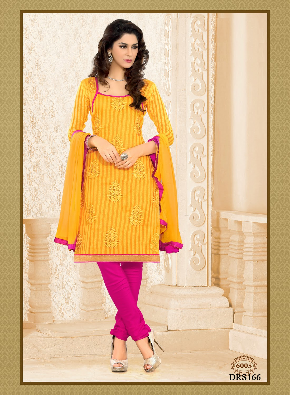 churidar neck designs for cotton materials