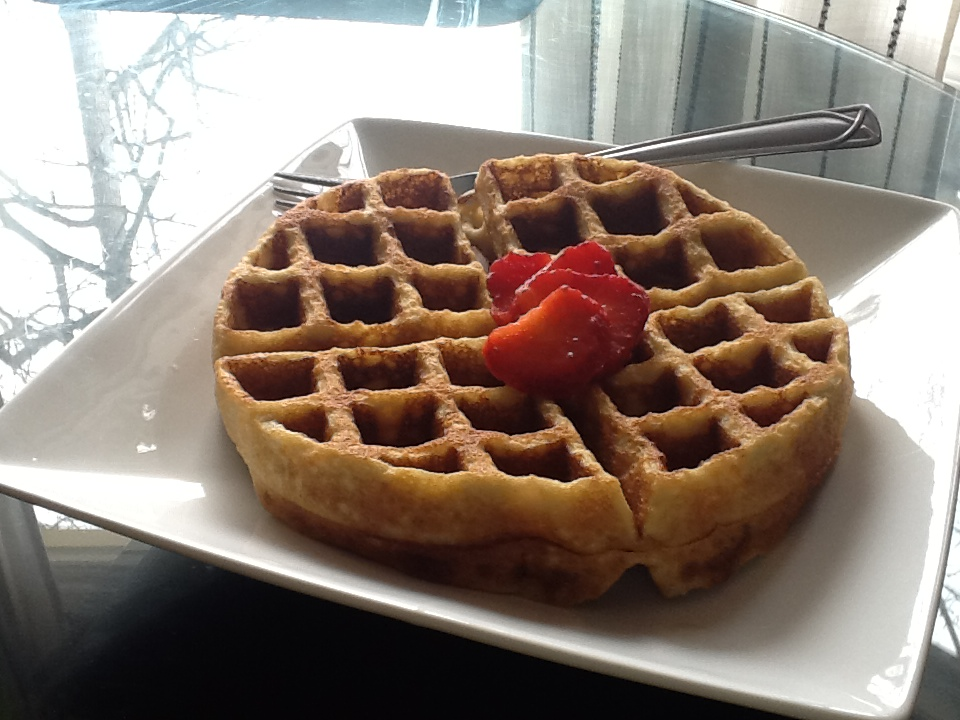... Gluten Free Recipes: Almond Meal Waffles - Low Carb and Gluten Free
