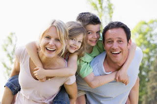 Najważniejsza jest rodzina uśmiechnięta