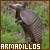 I like armadillos