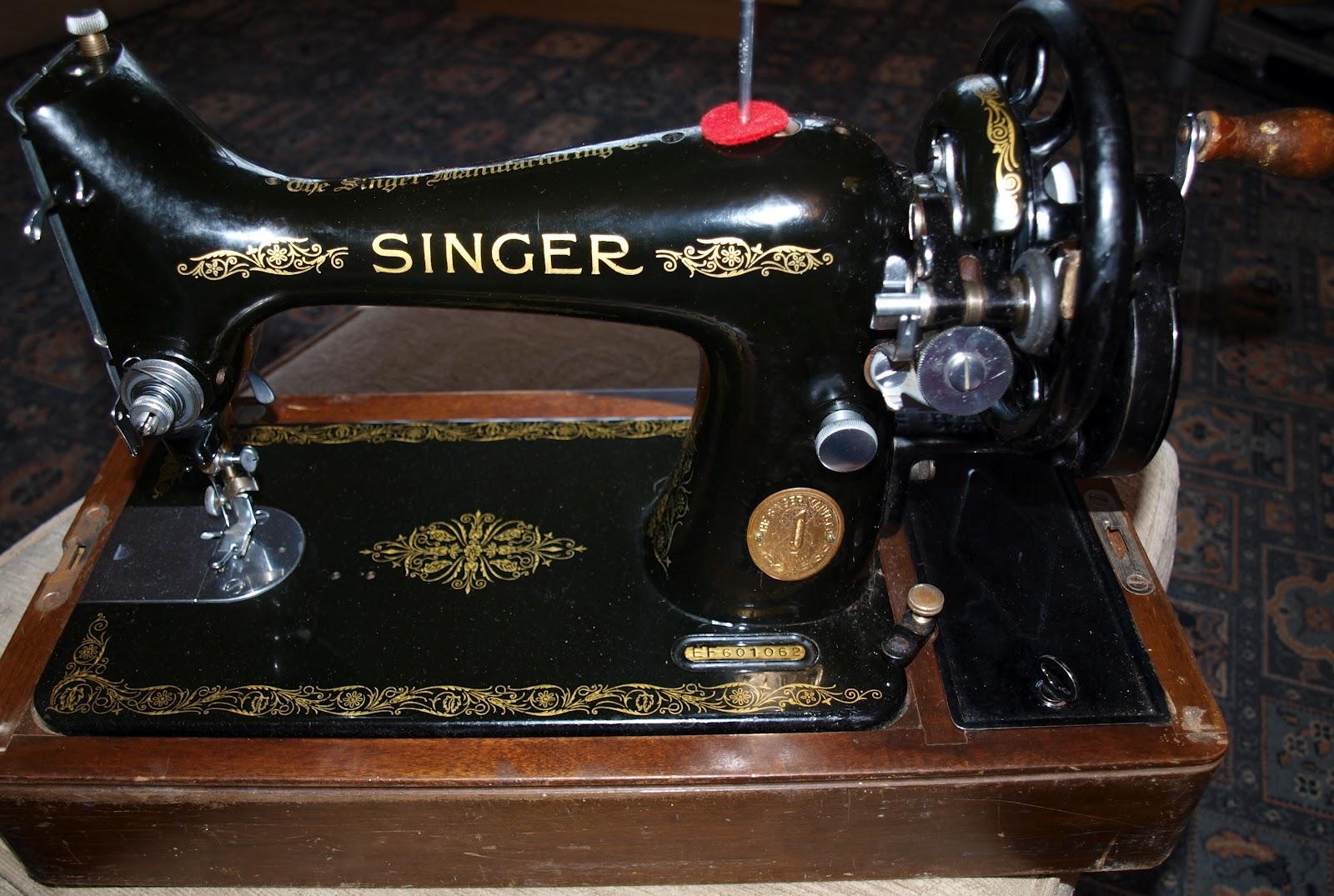 Singer repairs