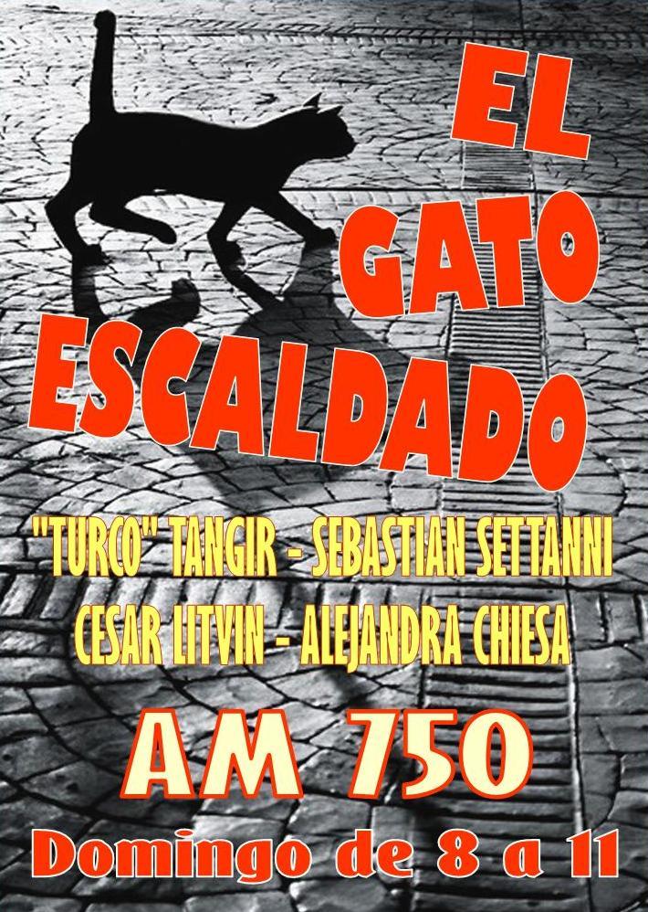 EL GATO ESCALDADO