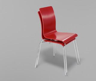 diseños modernos de sillas para café