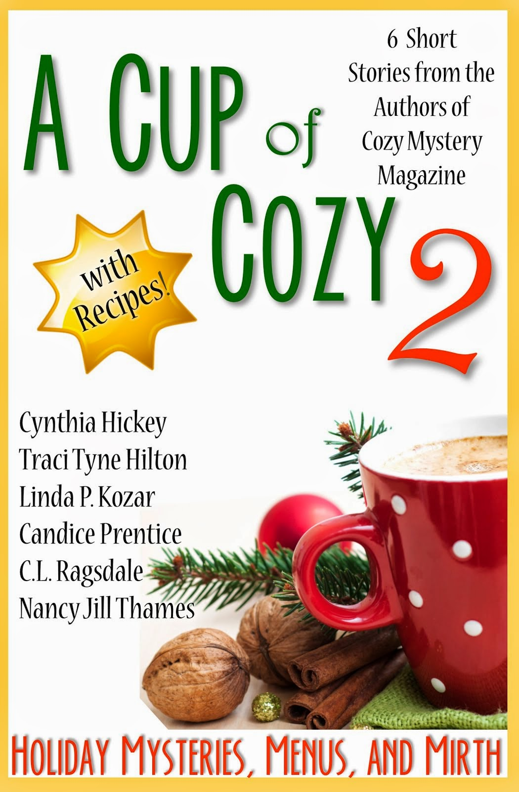 Our New Holiday Anthology!