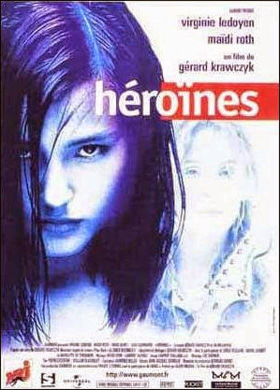 Affiche du film héroïnes, de Gérard Krawczyk