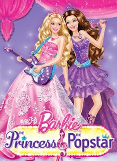 Barbie: A Princesa e a Pop Star – Dublado