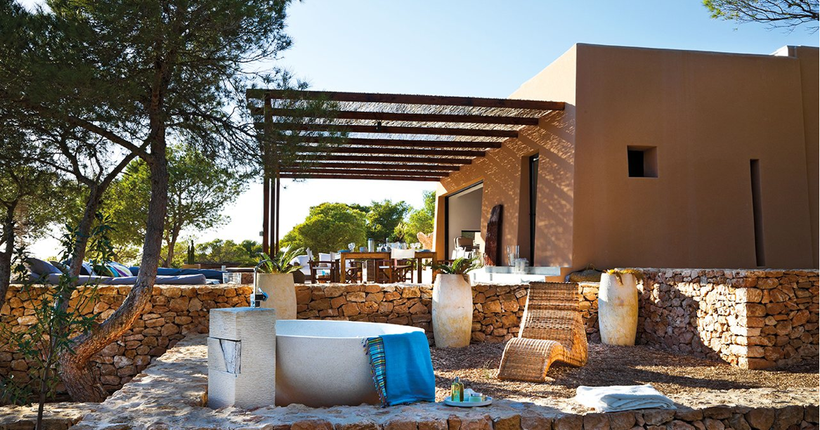 Casa tr s chic para sonhar uma casa de praia for Esterni di ville